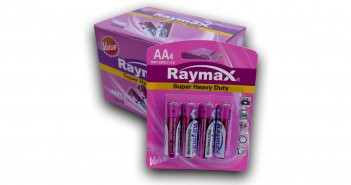 Baterije RA R6P -A U HEAVY D - Pop 92