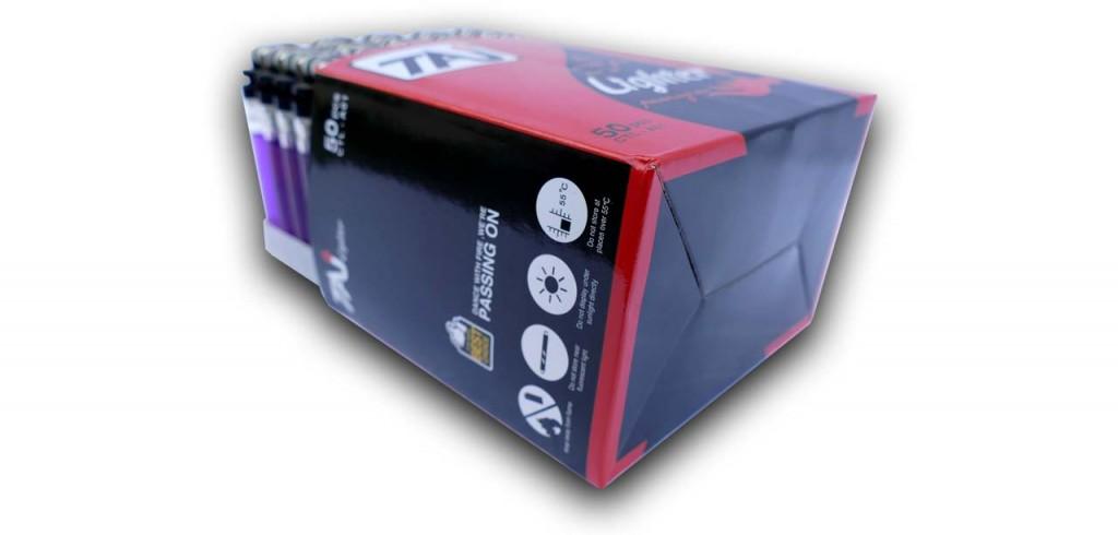 Upaljac - providni - plin u boji 3 -Pop 92